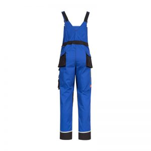 nITRAS OVERALL 7621 back