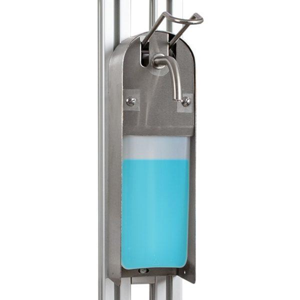 Dens desinfectiezuil dispenser